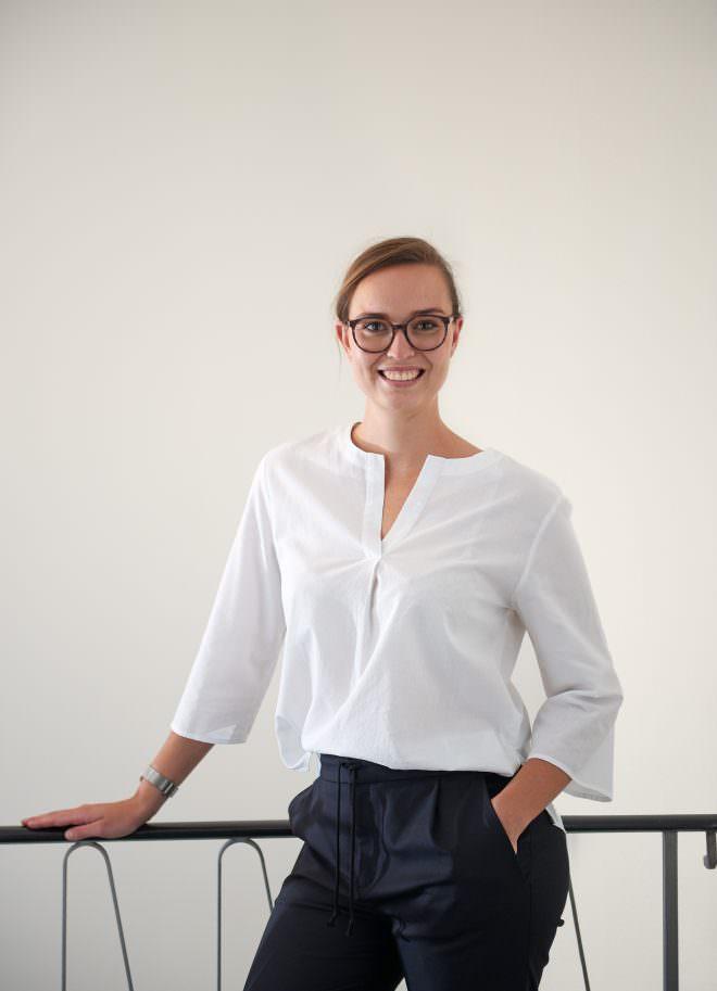 Lea-Sophie Gräter M.Eng. Stadtplanerin